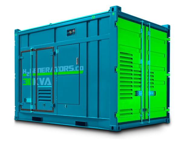 hydrogen fuel cell generators