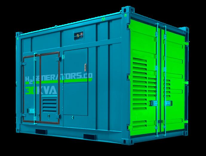 hydrogen fuel cell generators